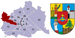 14th District, Vienna: Penzing