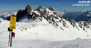 The Arlberg: Skiing paradise St. Anton am Arlberg