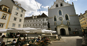 The Franziskanerkirche Church in Vienna: A rare example of Renaissance architecture among Vienna's many churches