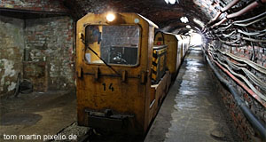 Both Oberzeiring and Oberwölz have a long tradition in the mining business