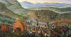 A contemporary view on the Battle of the Kahlenberg