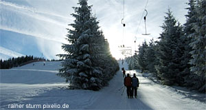 Akiing, the number 1 activity in winterly Austria