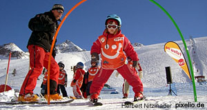 Neustift has excellent skiing facilities - for ski experts just like for beginners