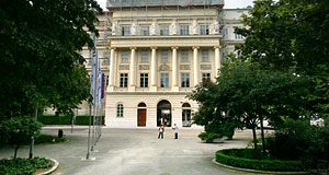 The TU or Technische Universität (Technical University) of Vienna