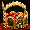 The Imperial Crown of the Holy Roman Empire of German Nation. Now property of the people of Austria.